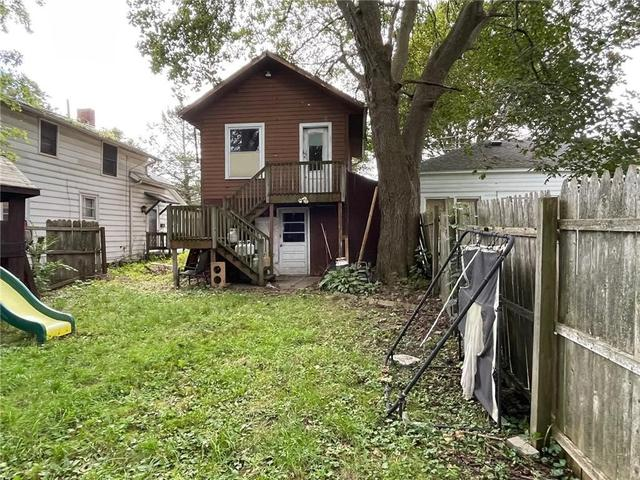 Yard featured at 310 E 1st St, Corning, NY 14830