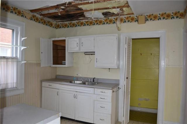 Kitchen featured at 1416 Charleston Ave, Huntington, WV 25701
