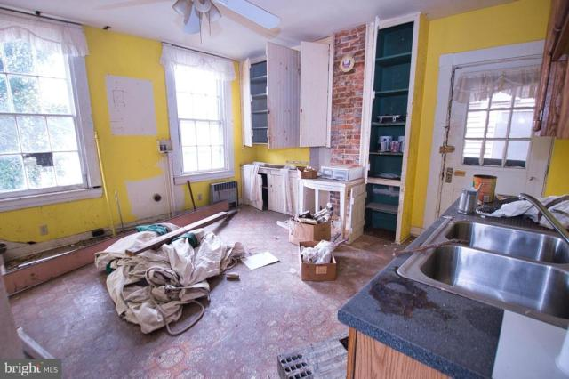 Laundry room featured at 35 S Main St, Port Deposit, MD 21904