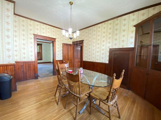 Dining room featured at 1105 S 9th St, Princeton, WV 24740