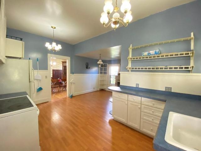 Kitchen featured at 1105 S 9th St, Princeton, WV 24740