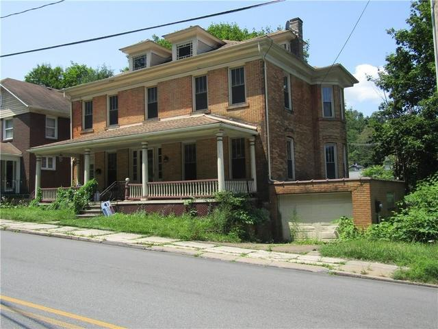 Road view featured at 1202 Franklin St, Johnstown, PA 15905
