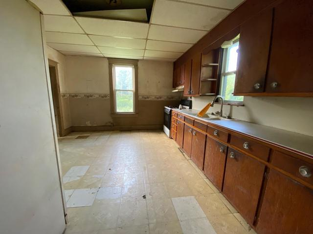 Bathroom featured at 1104 E 5th St, Spurgeon, IN 47584