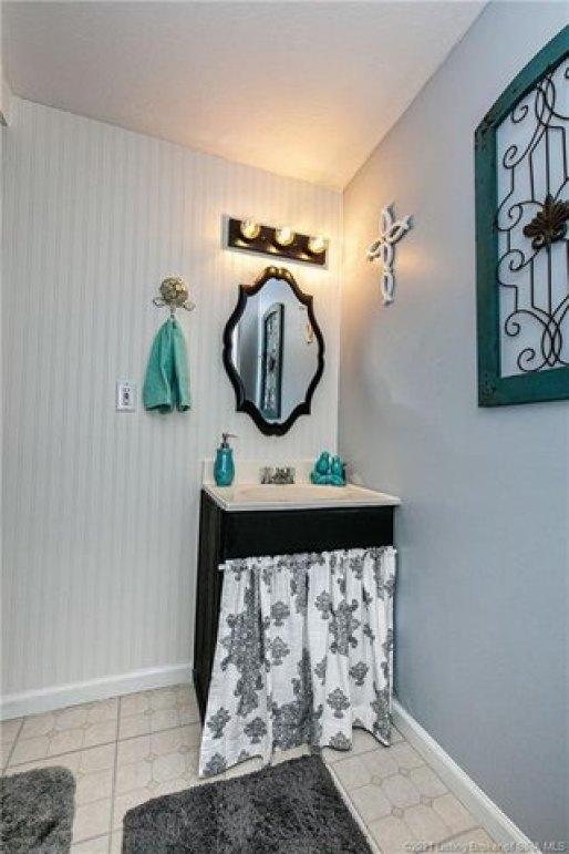 Bathroom featured at 350 S Cedar St, Marengo, IN 47140