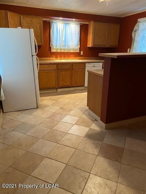 Kitchen featured at 409 S Hanover St, Nanticoke, PA 18634