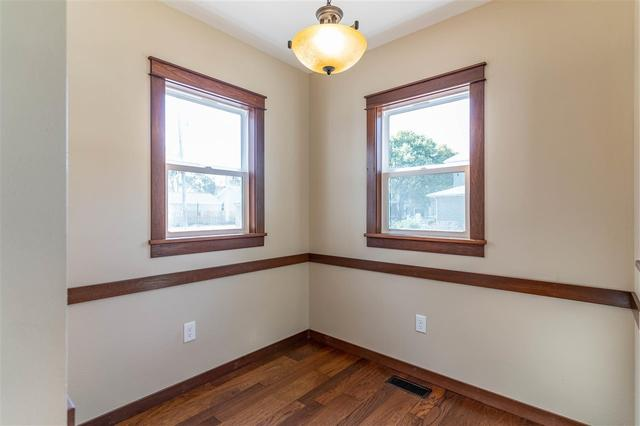 Bedroom featured at 312 Clay St, Waterloo, IA 50703