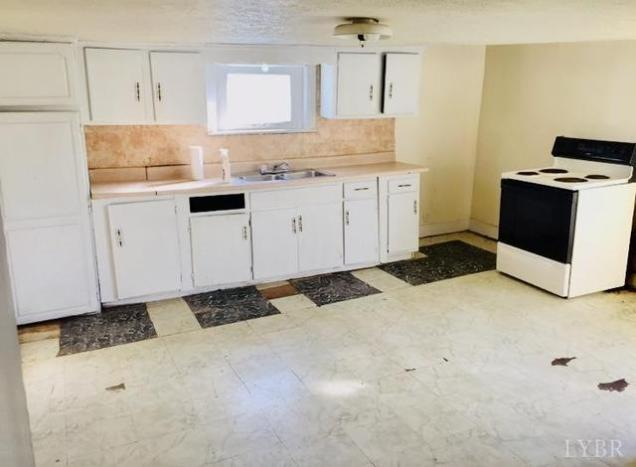 Kitchen featured at 831 Victoria Ave, Lynchburg, VA 24504