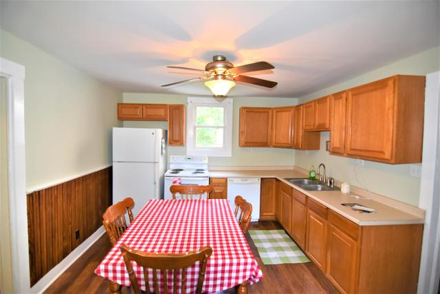 Kitchen featured at 607 N Monroe St, Carrollton, MO 64633