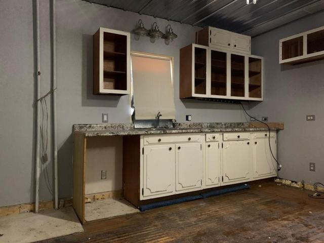 Kitchen featured at 108 Second St, Beaver, IA 50031