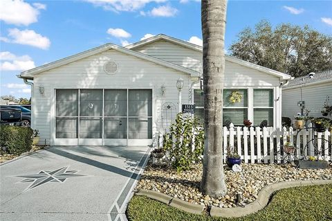 the villages fl recently sold homes