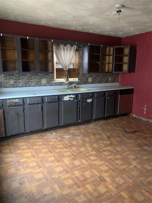 Kitchen featured at 123 N 3rd St, Osborne, KS 67473