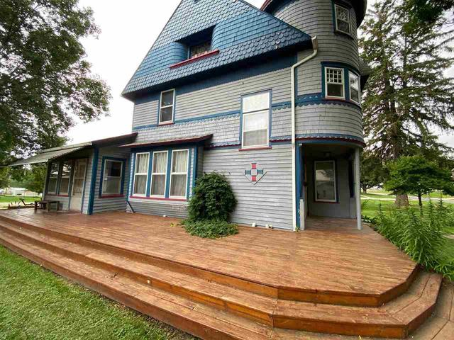 Property featured at 203 W Maple St, West Union, IA 52175
