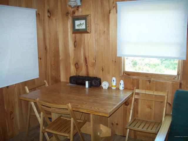 Dining room featured at Swimming Hole Rd, Macwahoc Plt, ME 04451