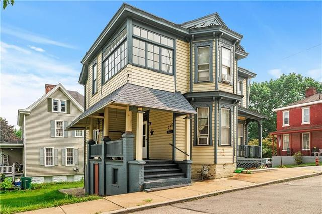 Porch featured at 316 W 3rd St, Greensburg, PA 15601