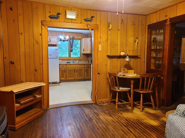 Laundry room featured at 98 High St, Vanceboro, ME 04491