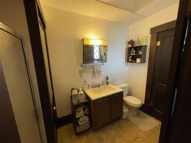 Bathroom featured at 715 5th St, Humboldt, NE 68376