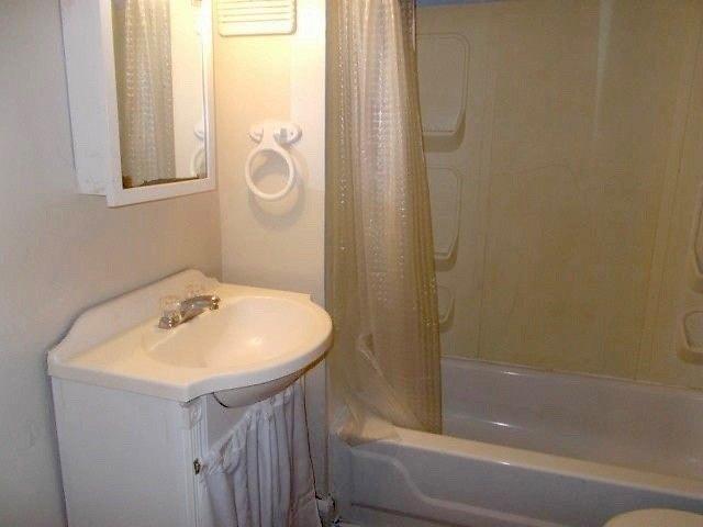 Bathroom featured at 503 S Church St, Princeton, IL 61356