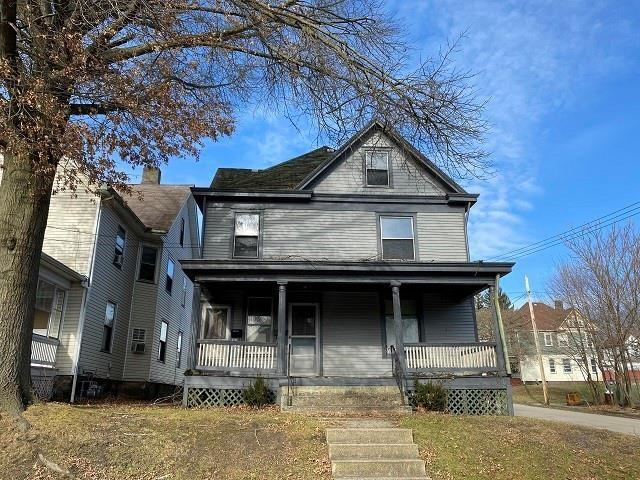House view featured at 141 Park Ave, New Castle, PA 16101