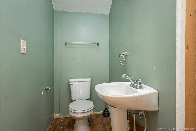 Bathroom featured at 366 Main Cross St, Charlestown, IN 47111