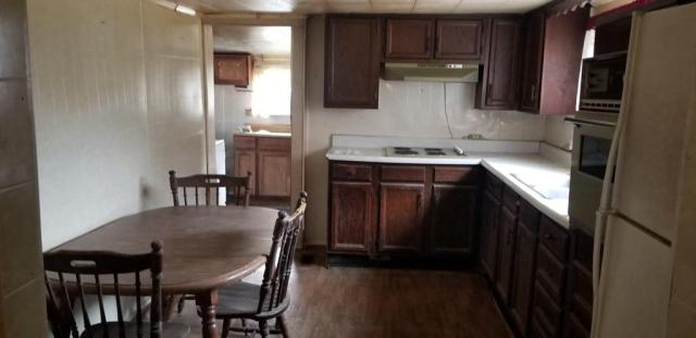 Kitchen featured at 9193 Rockcastle Rd, Inez, KY 41224