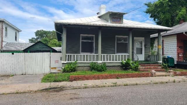 House view featured at 609 Harding St, Petersburg, VA 23803