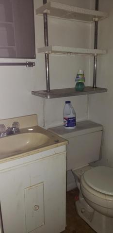 Laundry room featured at 101 Branch St, Galax, VA 24333