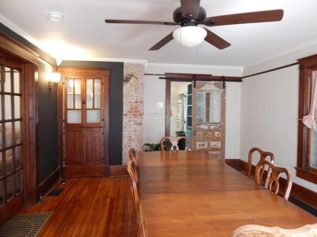 Dining room featured at 214 and 216 N Greene Ave, Mountain Grove, MO 65711