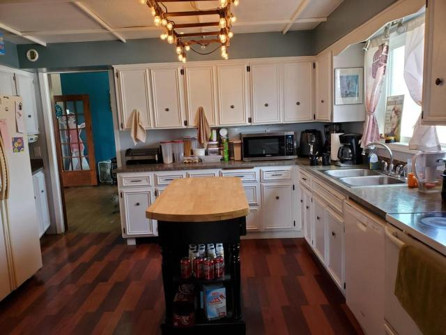 Kitchen featured at 301 McKinley Ave, Goodrich, ND 58444