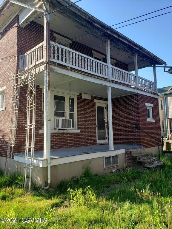 Porch featured at 836 Fort Augusta Ave, Sunbury, PA 17801