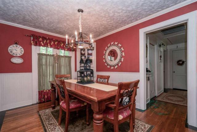 Dining room featured at 713 Monroe St, Kilgore, TX 75662
