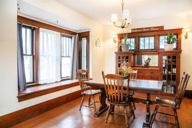 Dining room featured at 401 SW 3rd Ave, Tripoli, IA 50676