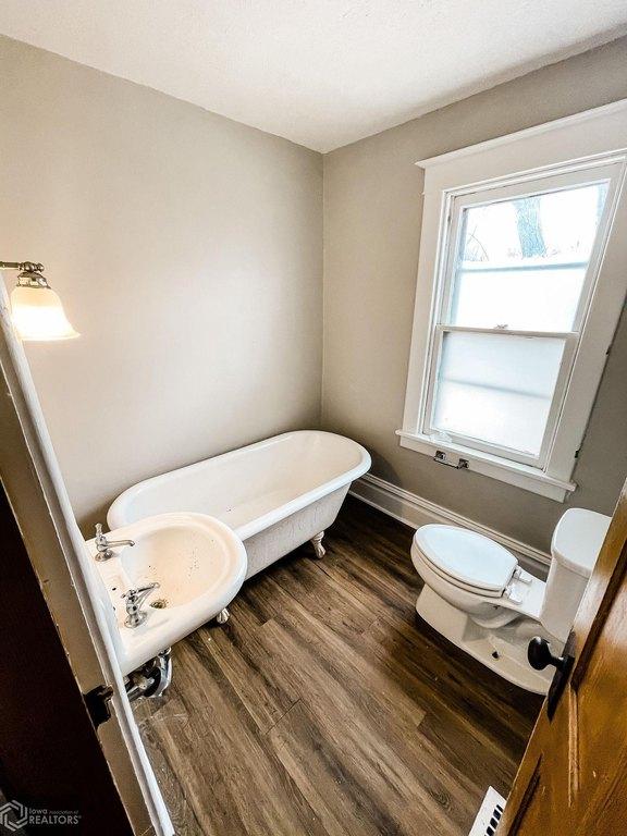 Bathroom featured at 1508 Market St, Burlington, IA 52601