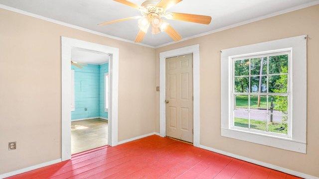 Bedroom featured at 536 Miller St, Hattiesburg, MS 39401