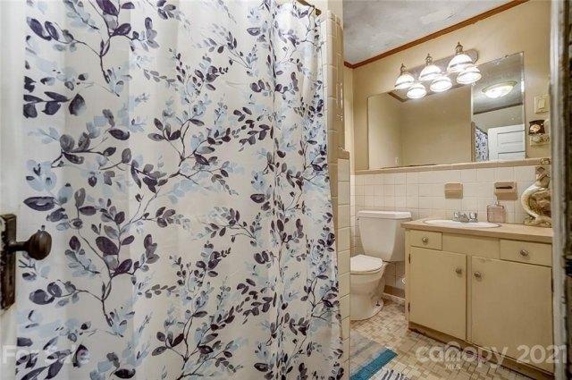 Bathroom featured at 166 Pinckney St, Chester, SC 29706