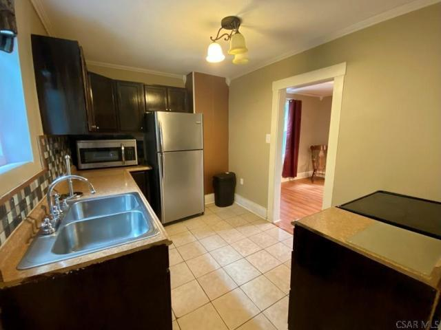 Kitchen featured at 8 Harding St, Johnstown, PA 15905