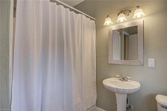 Bathroom featured at 1622 25th St NE, Winston Salem, NC 27105