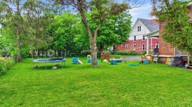 Yard featured at 11917 W Main St, Wolcott, NY 14590