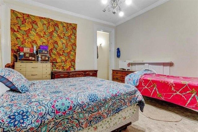 Bedroom featured at 11917 W Main St, Wolcott, NY 14590