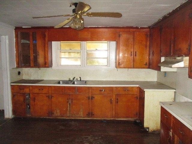 Kitchen featured at 360 5th St, Cedartown, GA 30125