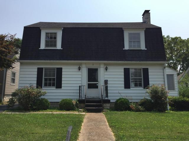 House view featured at 14 S 88th St, Belleville, IL 62223