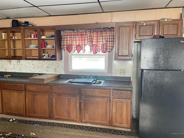 Kitchen featured at 1951 Aroostook Rd, Wallagrass, ME 04781