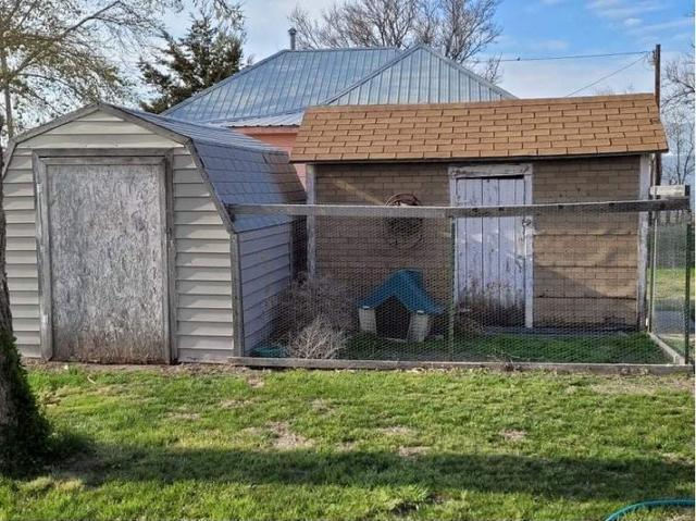 Farm land featured at 509 W Church St, Logan, KS 67646