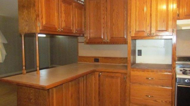 Kitchen featured at 904 S Tennessee St, Crossett, AR 71635