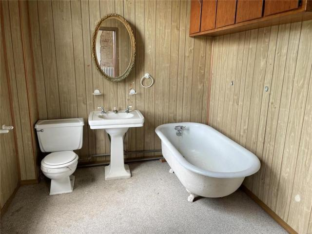 Bathroom featured at 25 W J St, Swansea, IL 62226