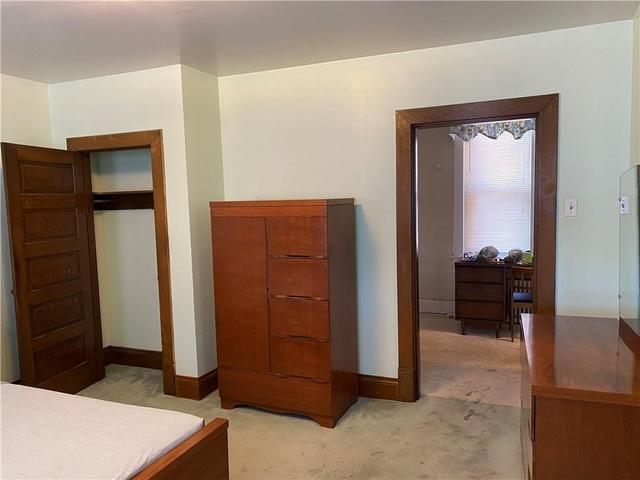 Bedroom featured at 2 S McKean Ave, Donora, PA 15033