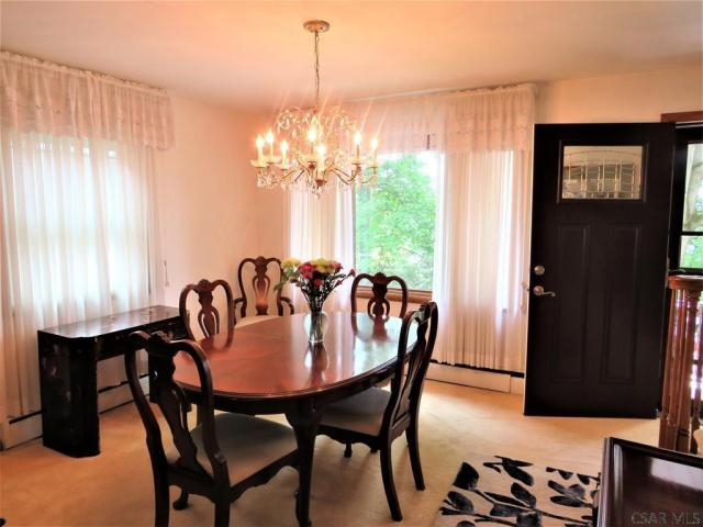 Dining room featured at 409 Yeoman St, Johnstown, PA 15906