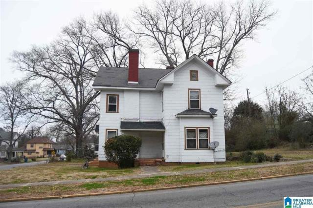 House view featured at 1501 Moore Ave, Anniston, AL 36201