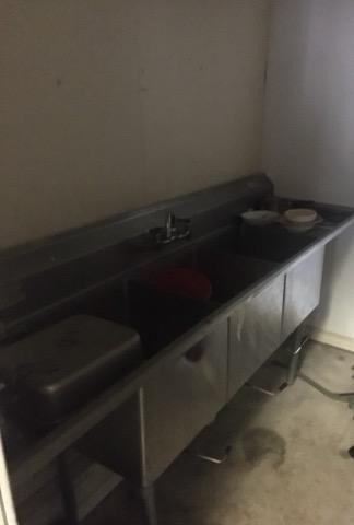 Bathroom featured at 119 Main St, Pilot Grove, MO 65276