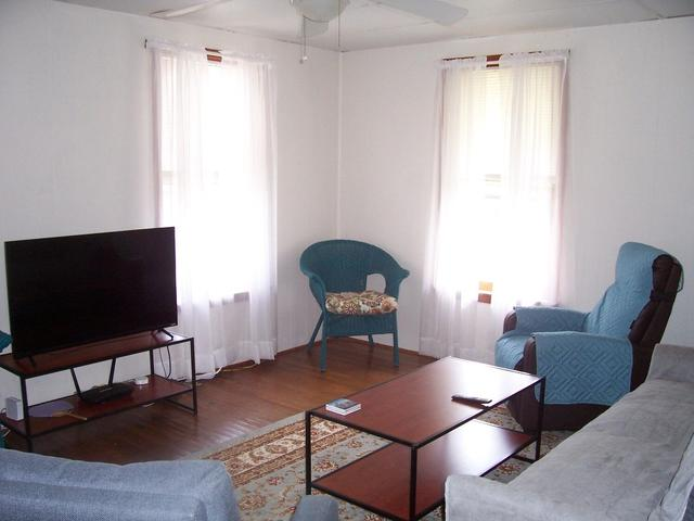 Living room featured at 625 Thornton Ave, Clifton Forge, VA 24422