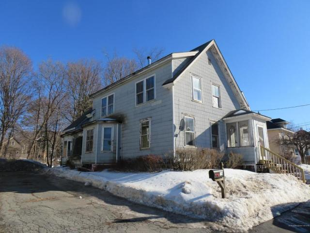 House view featured at 18 Wiley St, Bangor, ME 04401